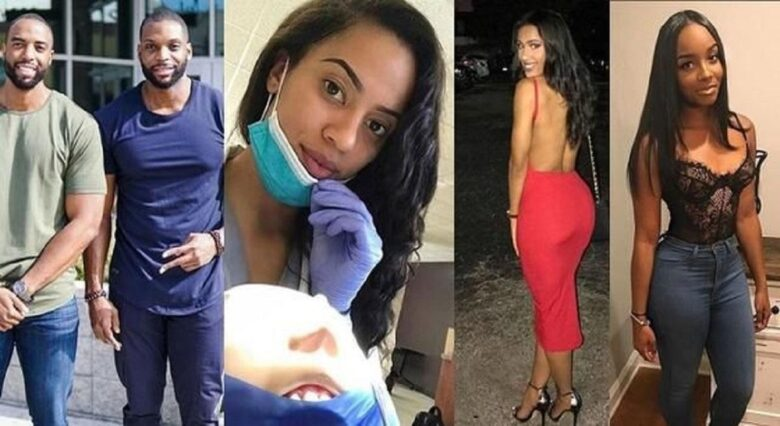 World's sexiest black doctors and nurses in photos