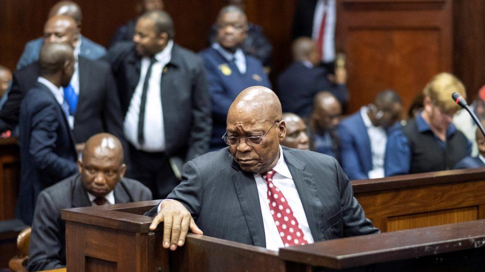 Corruption trial against Jacob Zuma postponed again