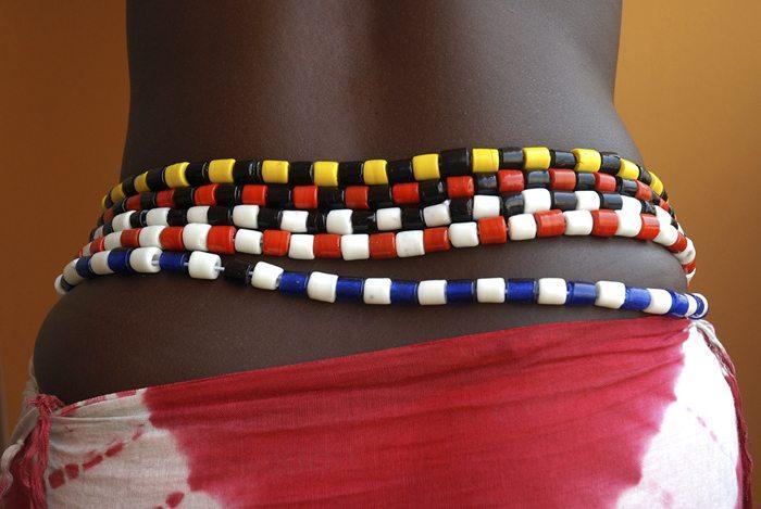 In photos: 6 reasons African women should wear waist pearls