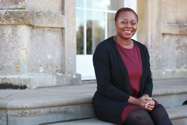 Olivette Otele, first black woman professor of history in UK