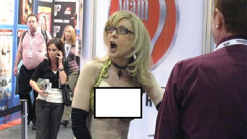 American university under attack for $5,000 on Nina Hartley's lecture