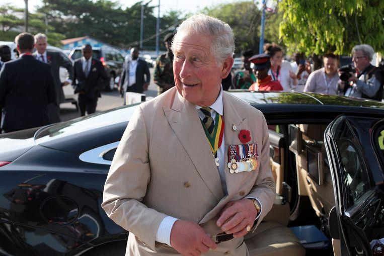 Sick Prince Charles called sons William and Harry