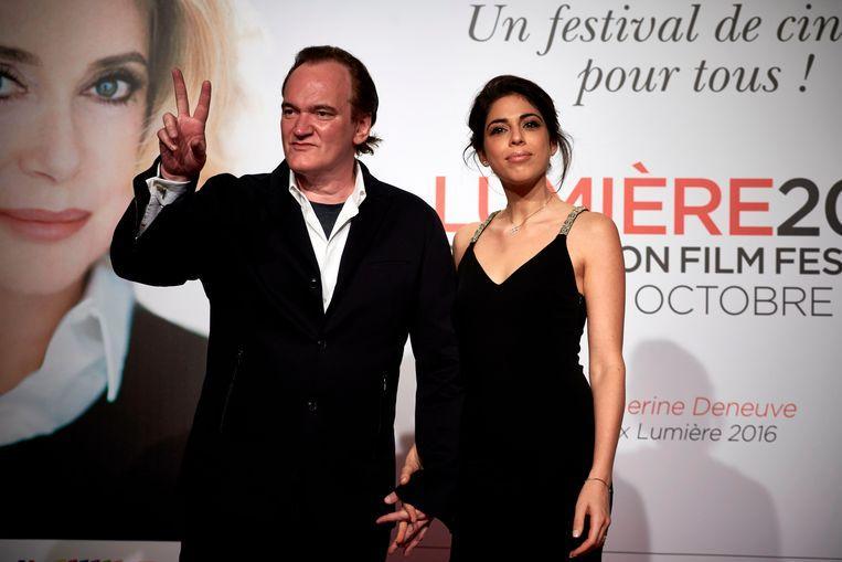 Quentin Tarantino married with Israeli singer Daniella Pick