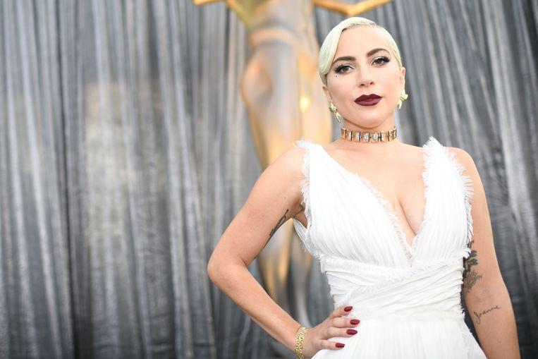 Who is Lady Gaga's mystery man?
