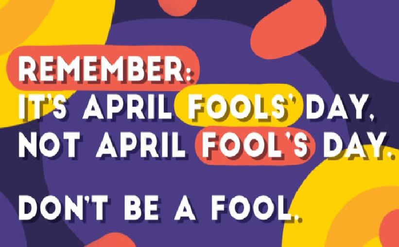 The very worst April jokes ever