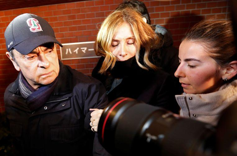 Former CEO Ghosn is not allowed to attend Nissan's board of directors