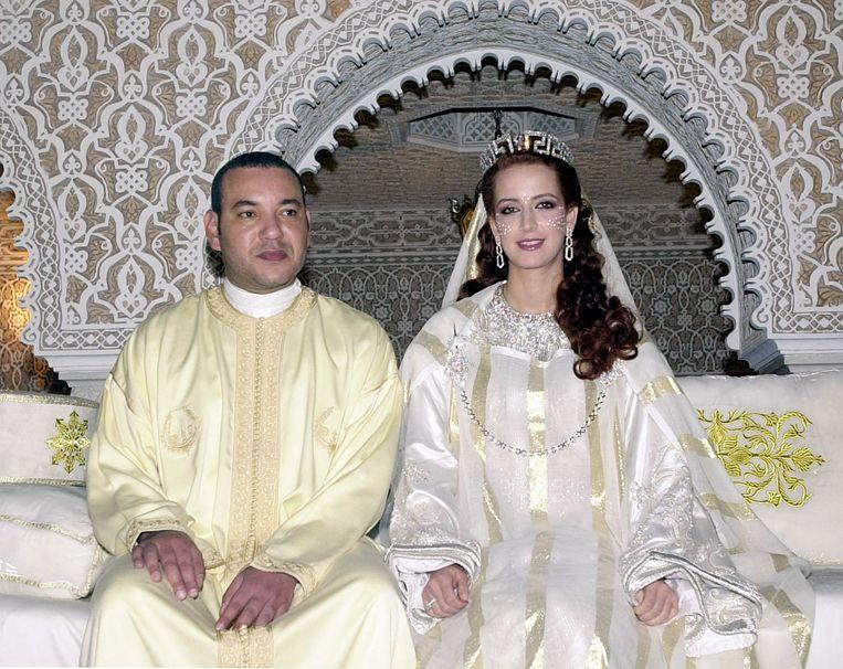 Moroccan princess Lalla Salma appears again after 16 months
