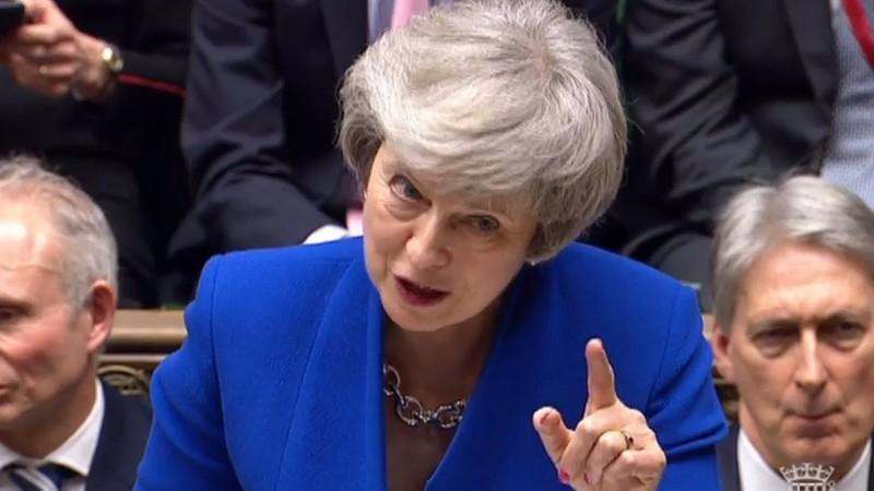 """It doesn't look good for desperate May and her Brexit deal: """"Betrayal"""""""
