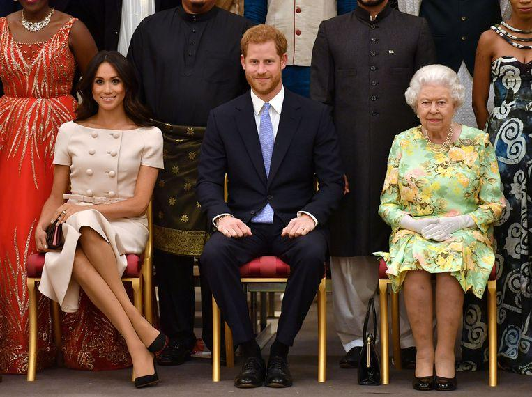 Has Meghan given birth? The Queen visited Harry and Meghan at home