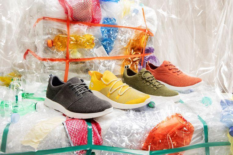 Brands are making fashion out of plastic waste