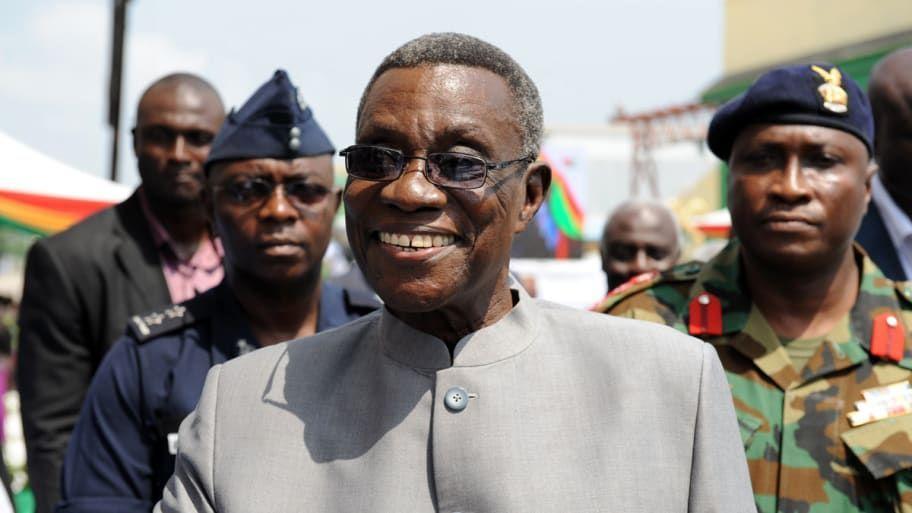 John Atta Mills, 68 years old