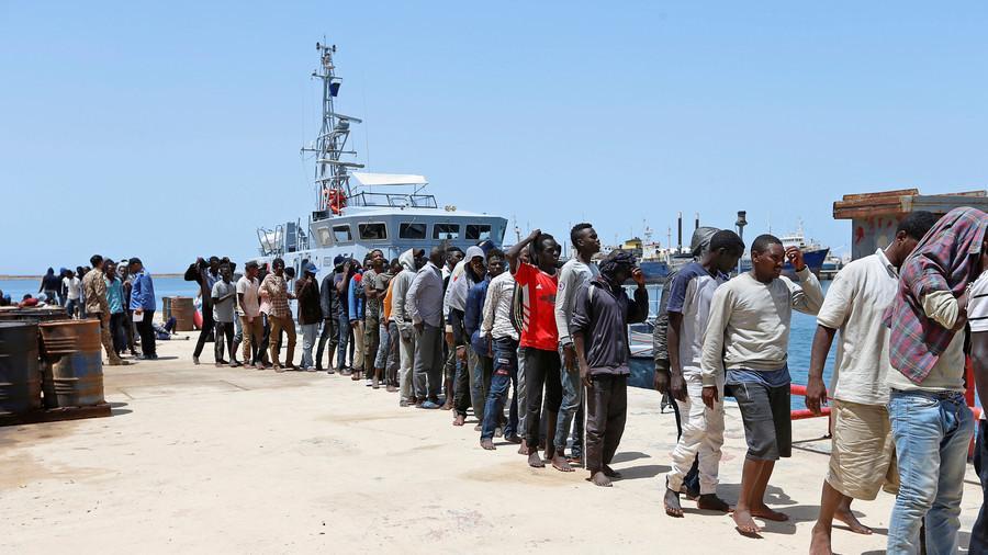 UN demands closure of detention centers for migrants in Libya