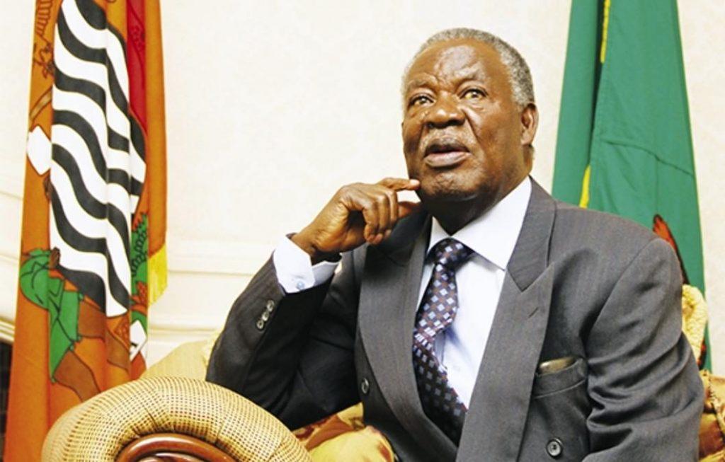 African leaders Michael Sata, 77 years old