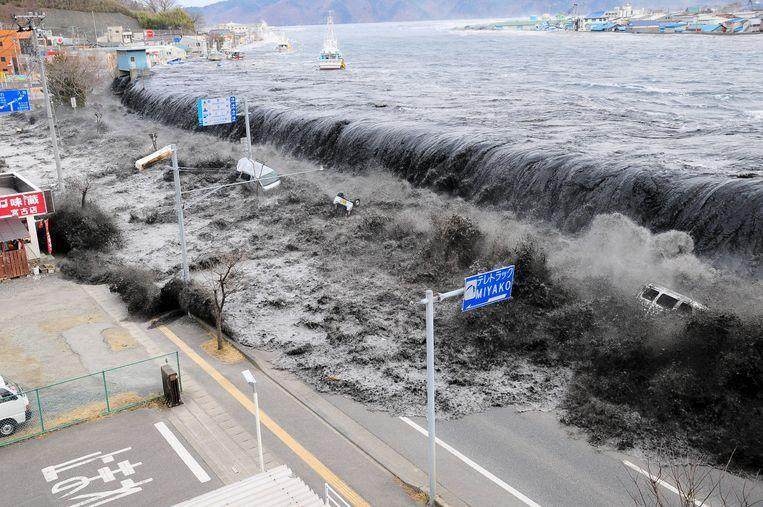 Beach at Fukushima open eight years after disaster