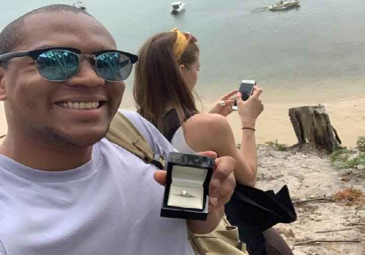 Man asks girlfriend to marry him but first has whole month of fun without her noticing