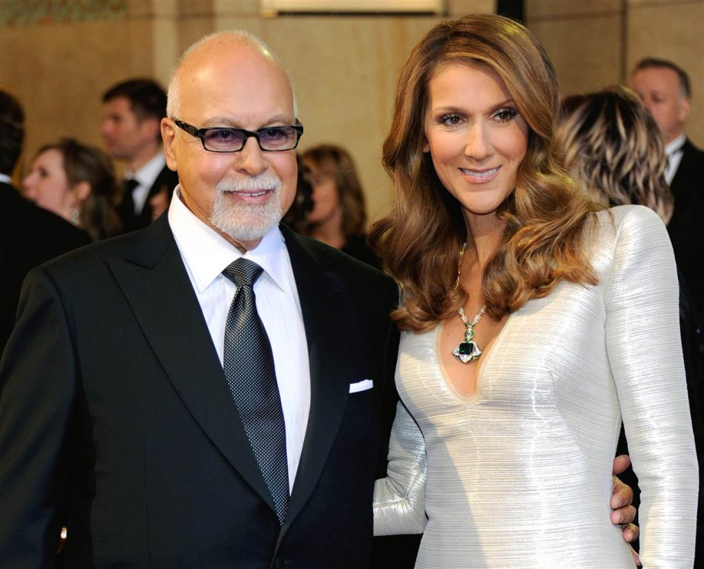 """Céline Dion: """"I'm not ready to date again"""""""