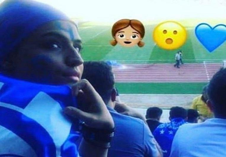 Iranian female football fan circumvent stadium ban sets fire to herself and dies