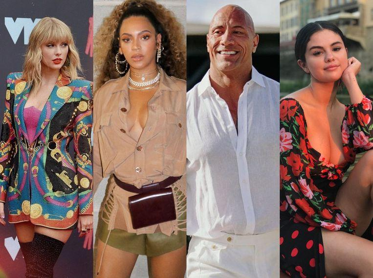 Jennifer Lopez reaching 100 million followers: These ten stars are the most popular on Instagram