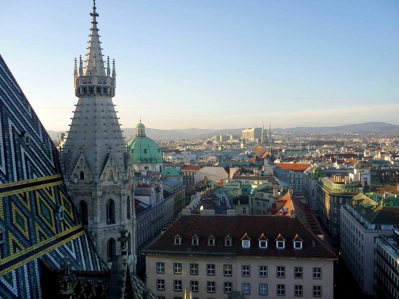 These are the most pleasant cities in the world to live