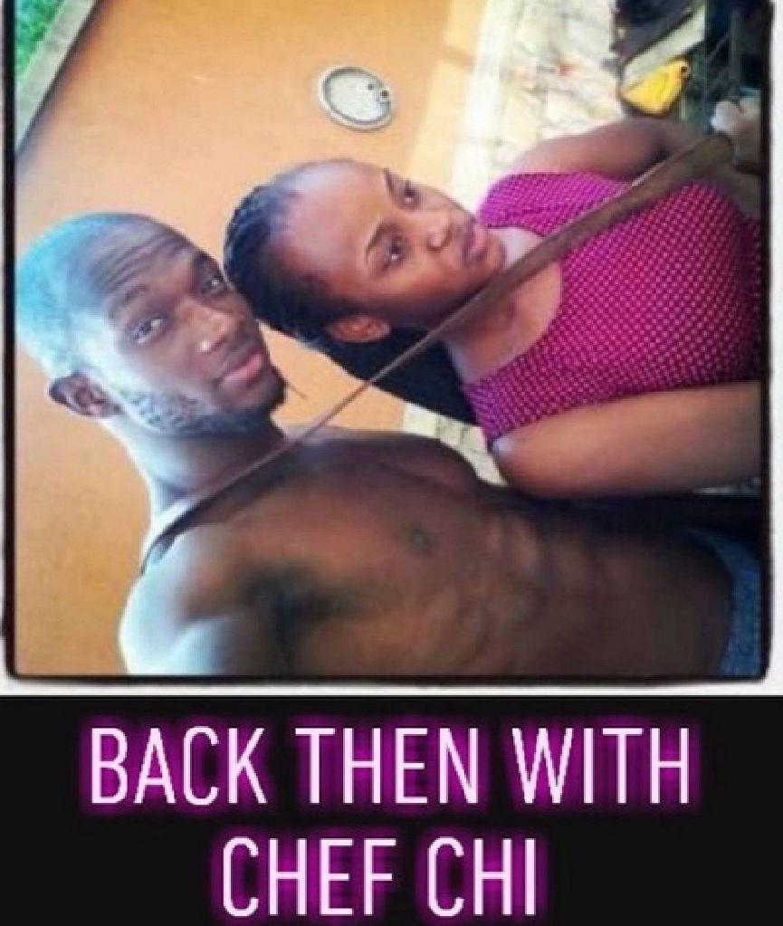 Chioma's ex-boyfriend ironically mocks her with pictures