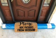 """""""Please hide packages from husband"""": amazing 'effort' of UPS guy"""