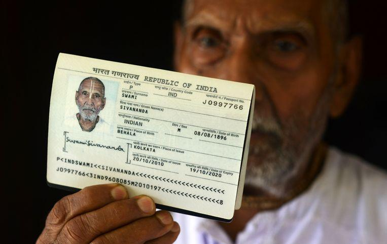 1896 born monk goes by title oldest man ever