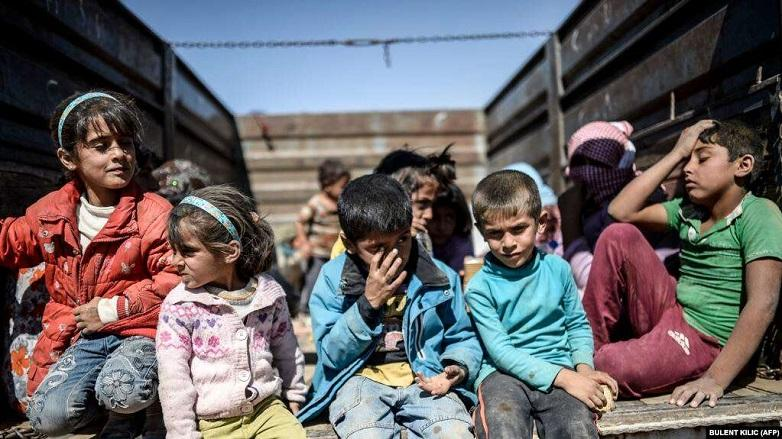More than 70,000 Syrians on the run in 48 hours