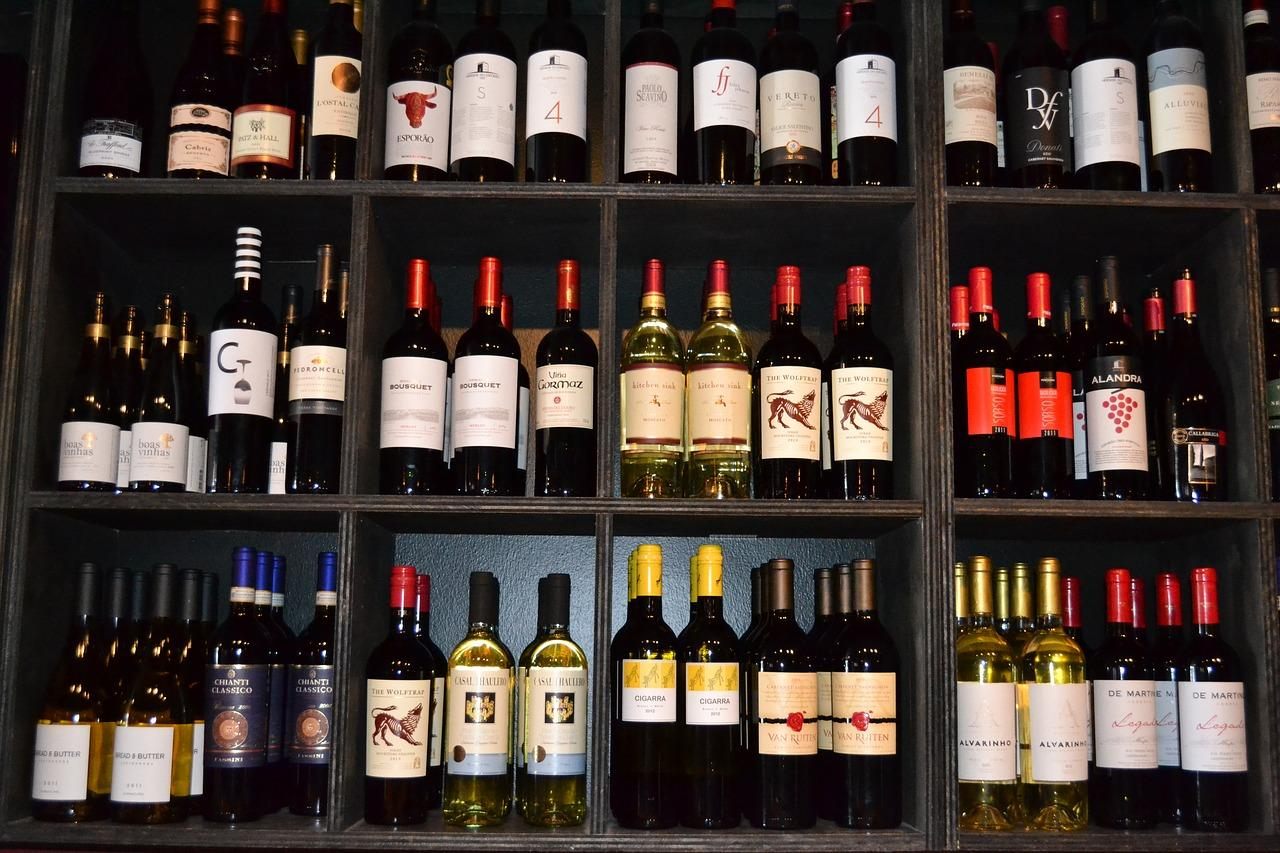 Worldwide wine production decreased by 10 percent this year