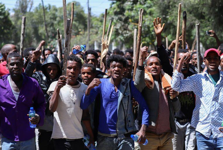 400 arrested after deadly demonstrations in Ethiopia