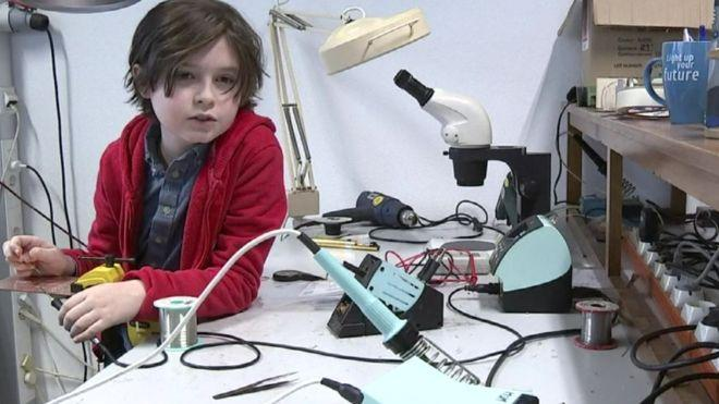 Laurent Simons: 9-year-old boy, youngest graduate in the world