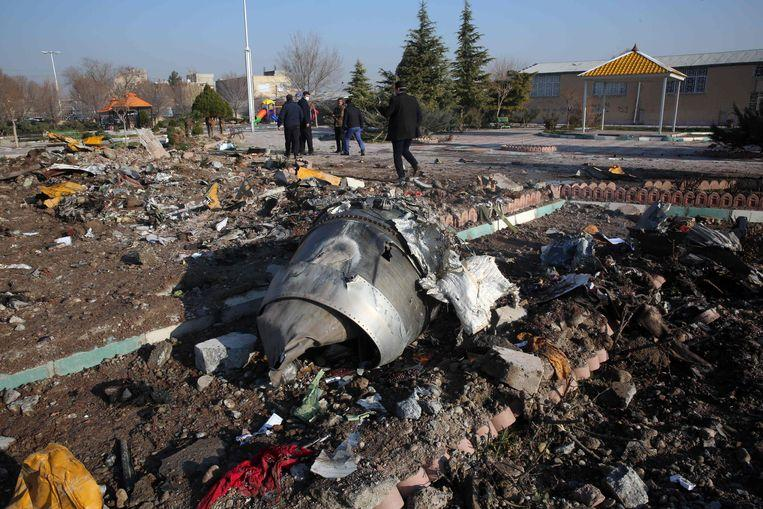 Iran admits to having brought down Boeing 'accidentally'