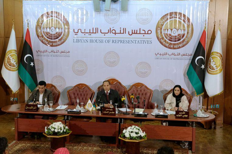 Libyan Parliament votes against Turkish interference in Libya