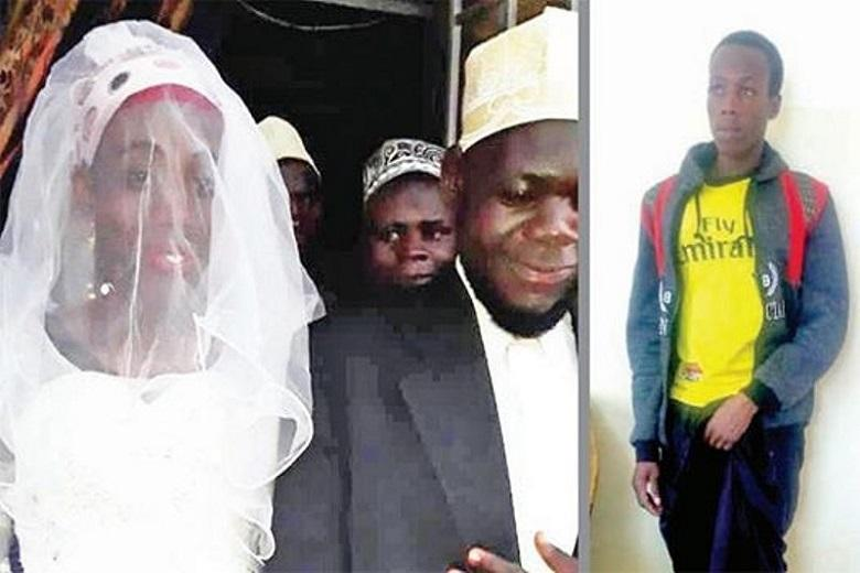 An imam who married a man arrested in Uganda
