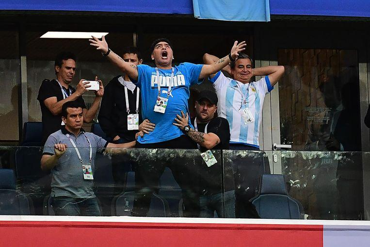 One certainty about Maradona's legacy: the battle is getting tough