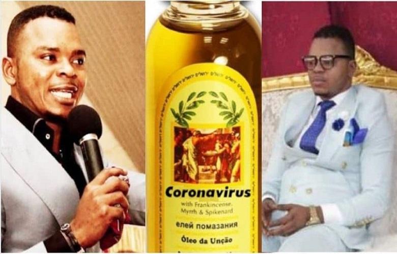 Coronavirus oil: Ghanaian pastor claims his oil cure the virus