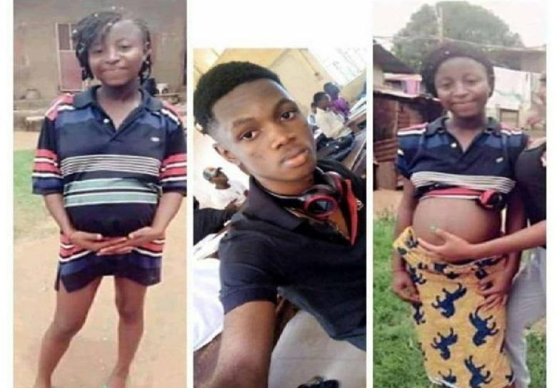 """I'll soon be a daddy"": Boy 18 proudly pregnant 16-year-old girl"