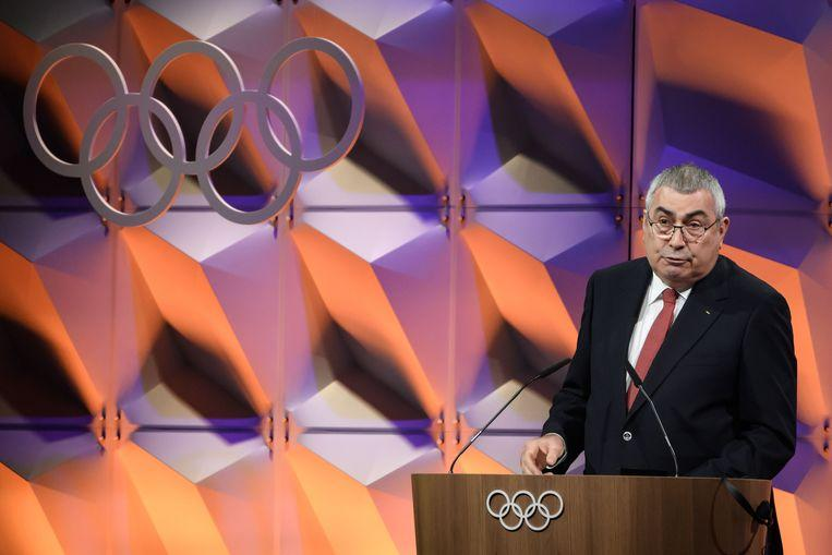 Several qualification matches have been moved or canceled, coronavirus influence Olympic Games