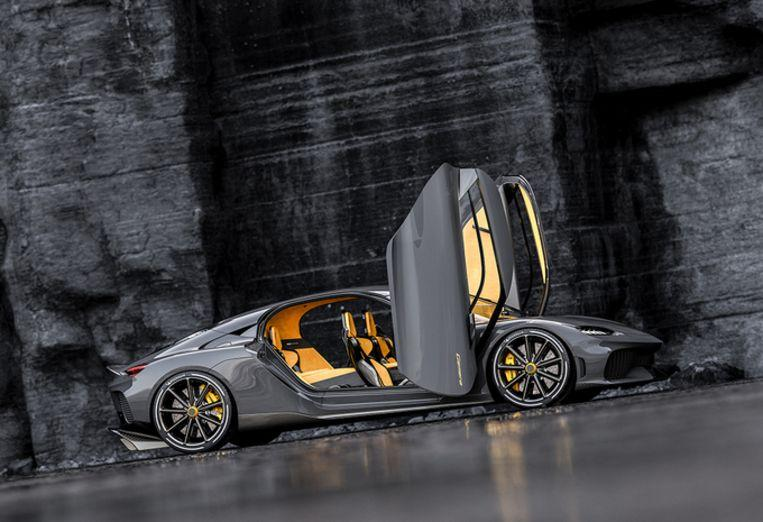 This Swedish 'family car' is faster than a Bugatti Chiron