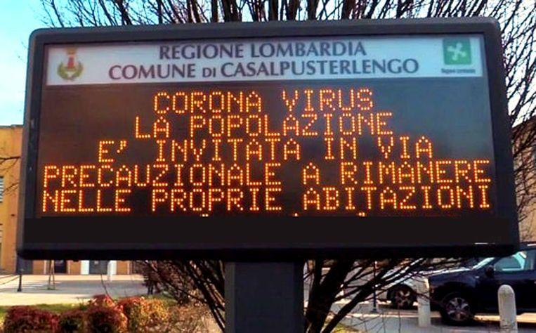 Italy places 16 million people in quarantine, all public life shutdown