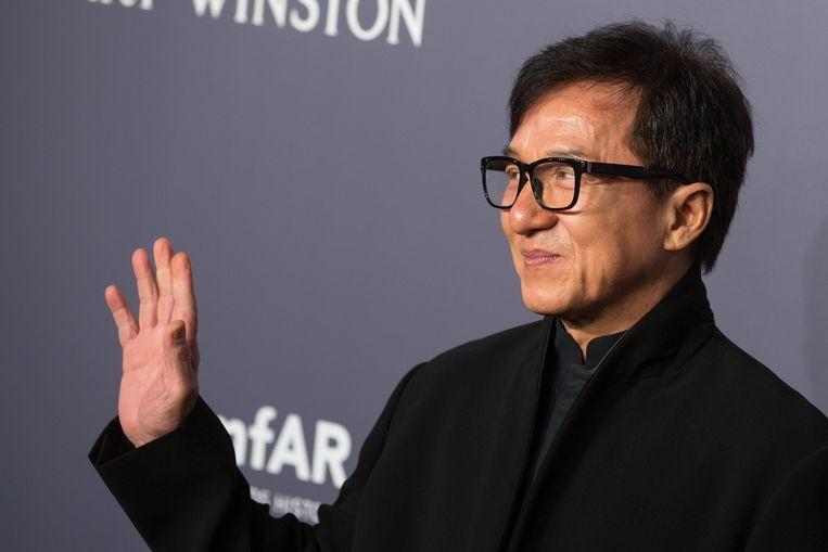 Is Jackie Chan infected with coronavirus and quarantined?