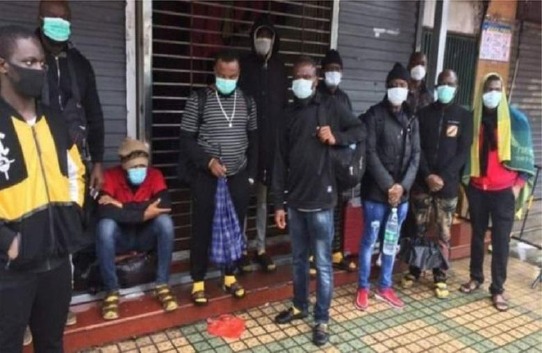 Afrophobia in china, after idea of using Africans to test corona vaccines