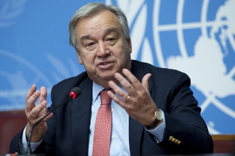 """Worst world crisis since World War II"" – says, Antonio Guterres"