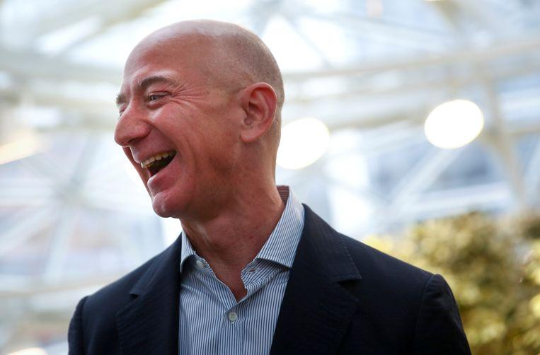 Corona crisis favors Jeff Bezos the richest man in the world