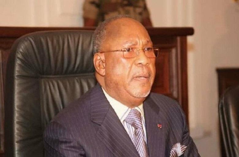 Ex-president Yhombi Opango dies from coronavirus