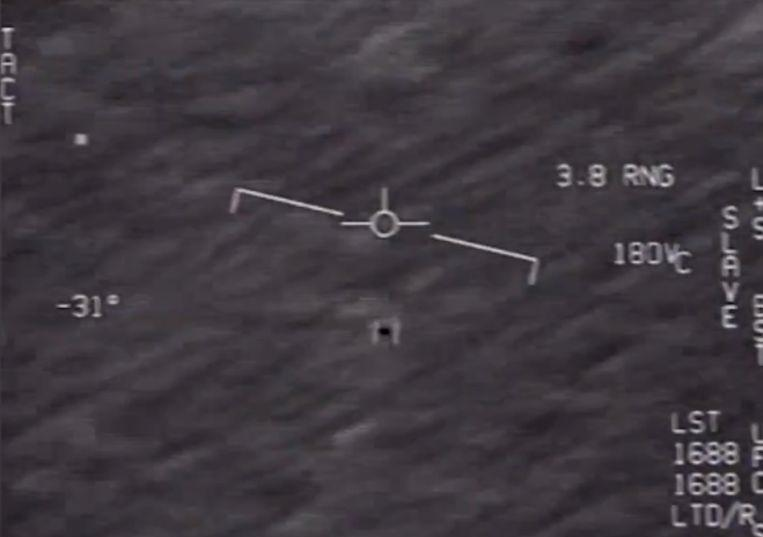 Pentagon releasing 3 leaked UFO videos itself, made by US Navy pilots