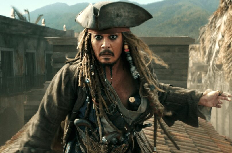 Is Jack Sparrow making way for a woman?