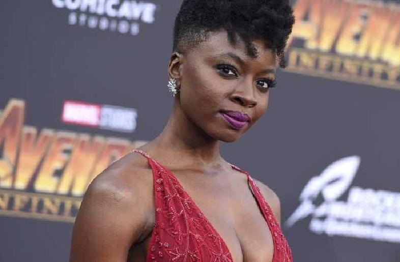 Danai Gurira Famous celebrities born in Africa