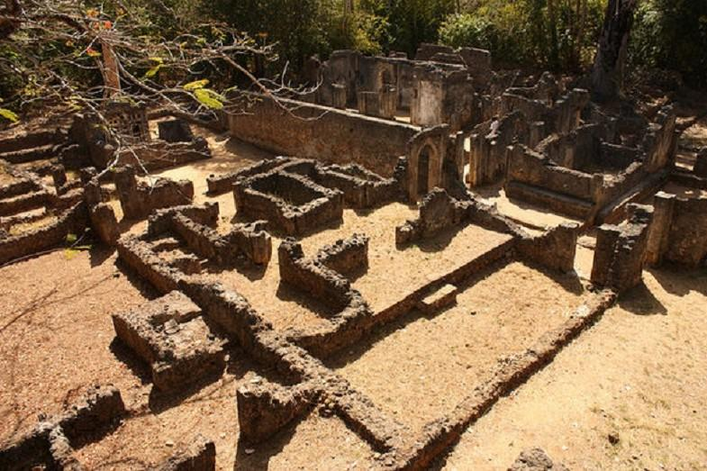 Unsolved Mystery Of Gedi Ruins in Kenya