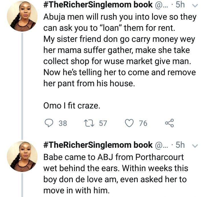Story of lady who gave her mother's savings to Abuja Boy