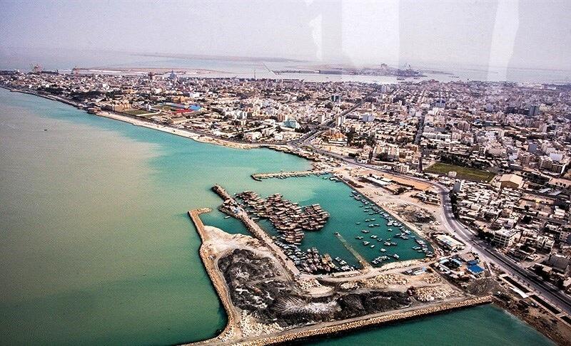 iranian port of bouchehr